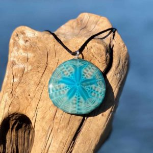 Ocean Sand Dollar Necklace
