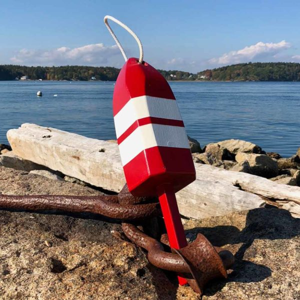 Red & White Buoy