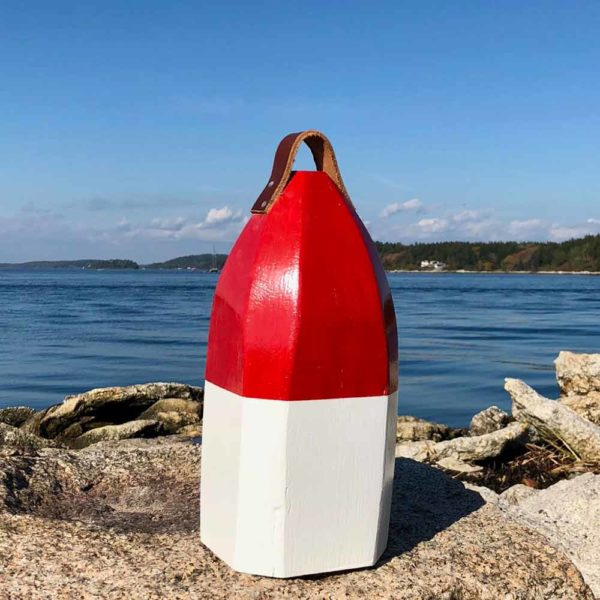 Red & White Buoy Centerpiece