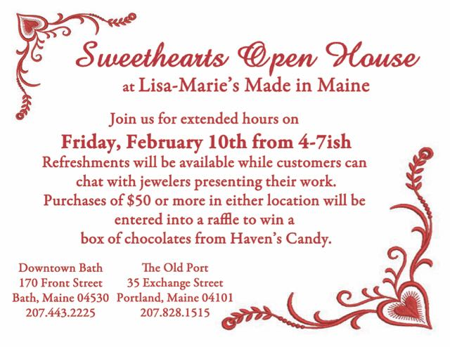 Sweethearts Open House 2017