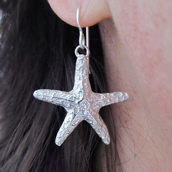 Starfish Earrings - Bejewel ME