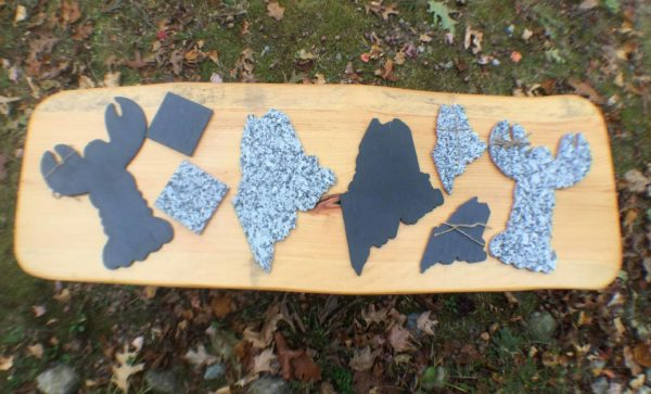 Maine Stonework Cheeseboards