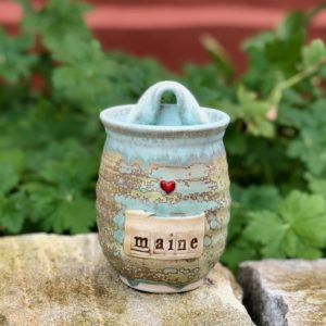 Love MAINE Wall Cup