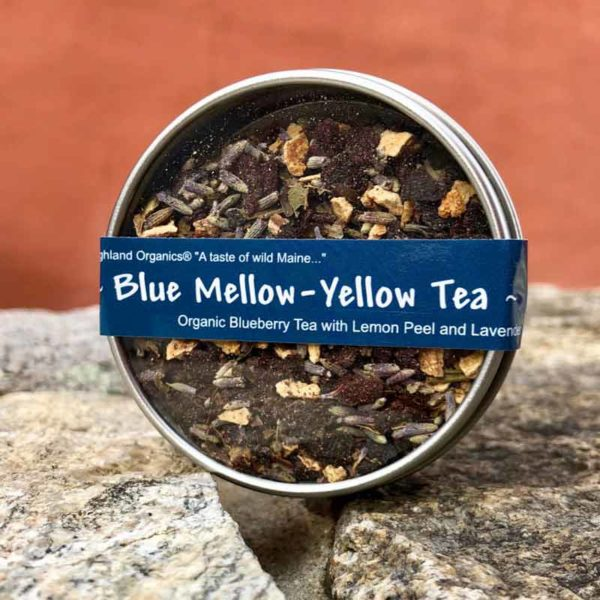 Blue Mellow-Yellow Tea