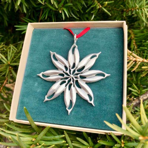 Polaris Ornament by Lovell Designs