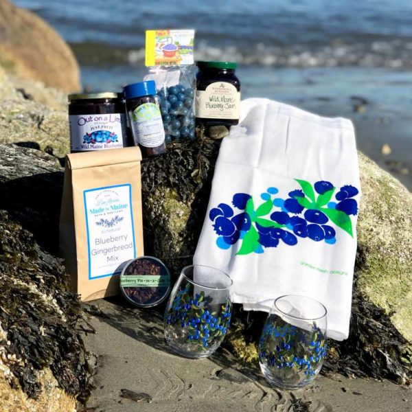 Big Blueberry Gift Package