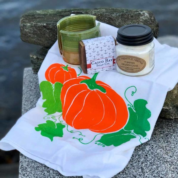 Citrus Pumpkin Gift Package