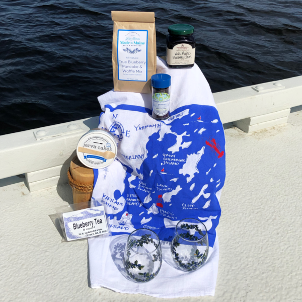 Blueberry Gift Package