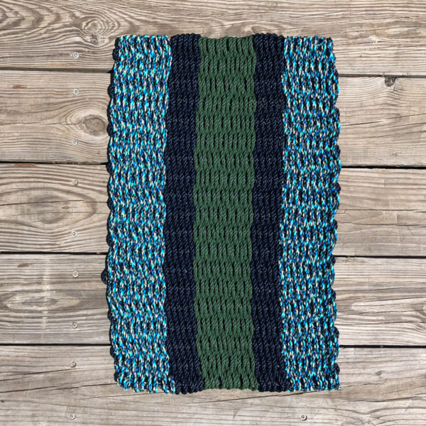 Ocean Spray & Seaweed Lobster Rope Doormat