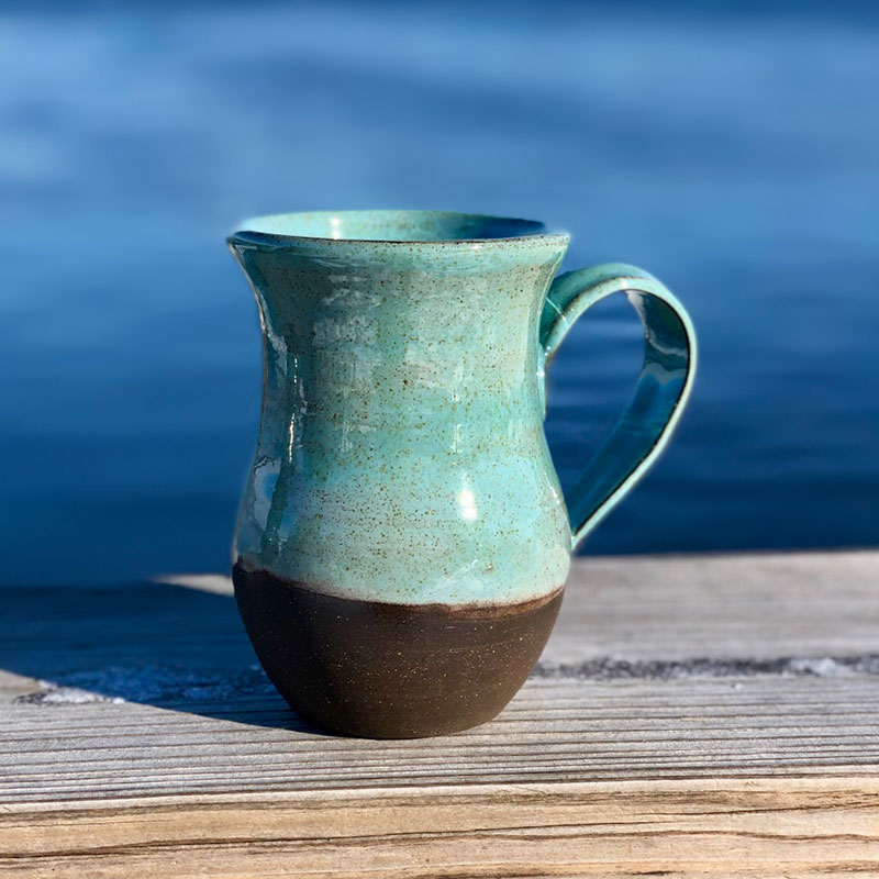 Art Pottery Portland Maine: Lisa-Marie's Made In Maine