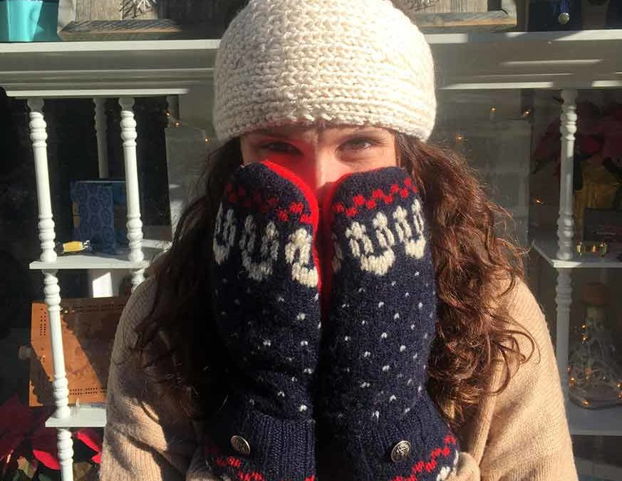 Smitten with my Mittens