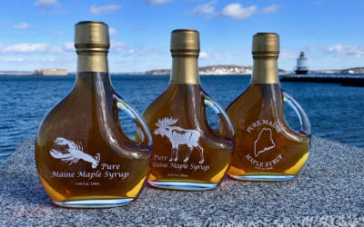 Cooke's Maple Syrup Basques