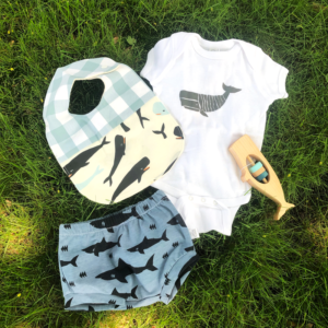 Whale & Shark Baby Package