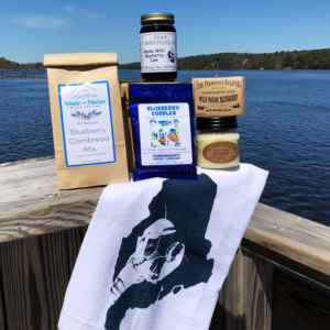 Mini Blueberry Gift Package