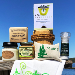 Maine Woods Gift Package