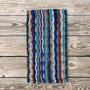 Maine Seaweed Lobster Rope Doormat