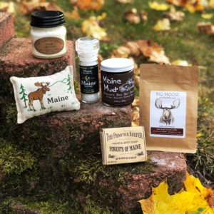 Moose in the Woods Gift Package