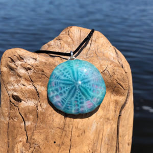 Caribbean Sand Dollar Necklace