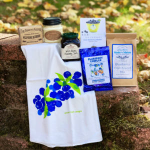 Basic Blueberry Gift Package
